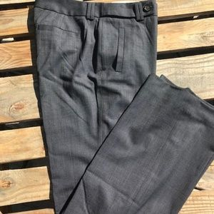Banana Republic, Jackson Fit pants, charcoal grey